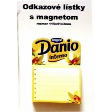 Magnetické odkazové lístky