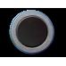Odznak plechový -BUTON  - okrúhly tvar